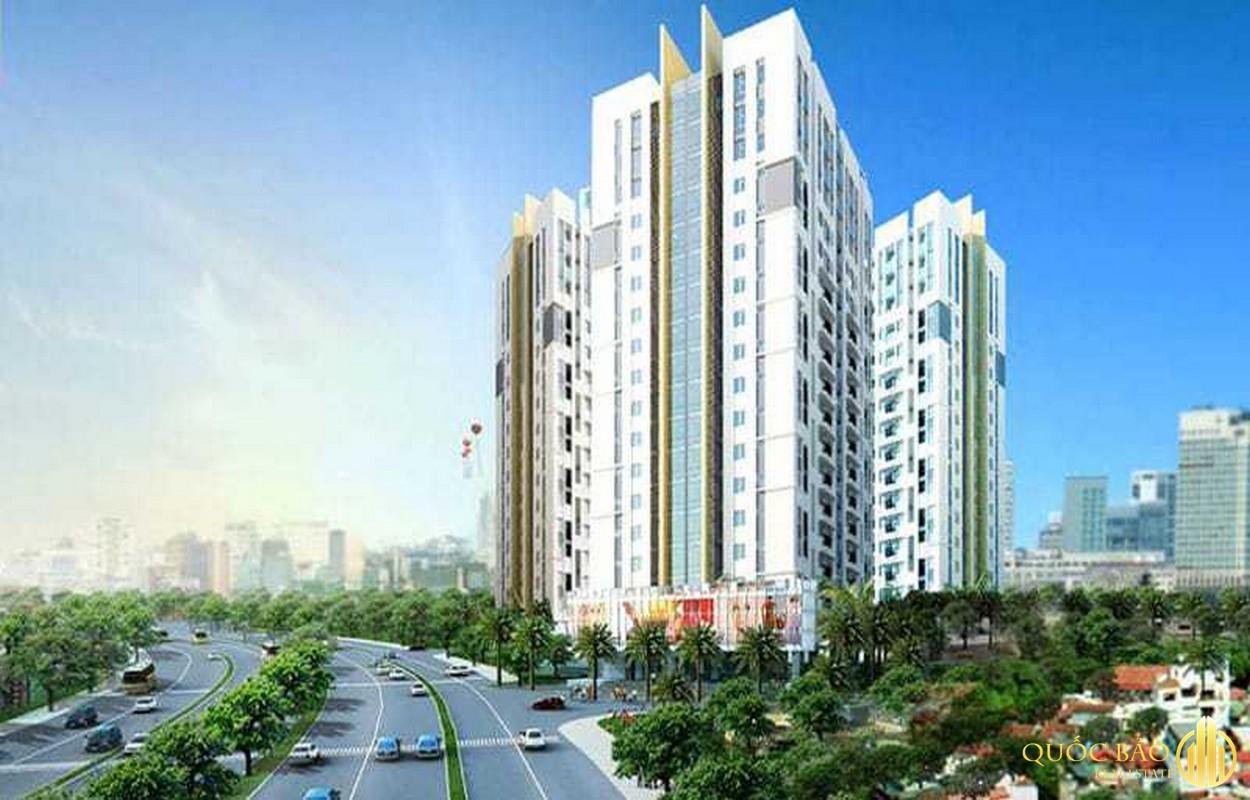 Chung cư Lotus Apartment - Dự án nổi bật thuộc quy hoạch Quận 11