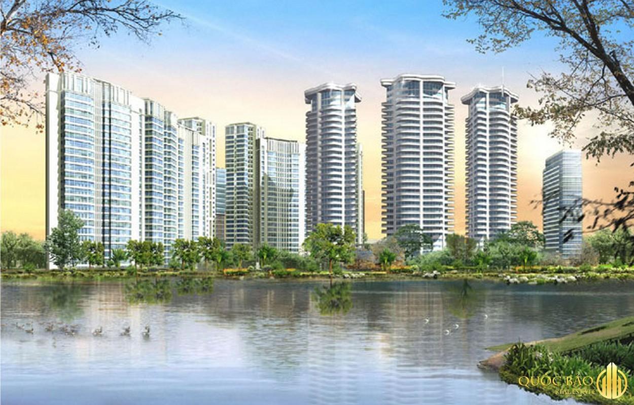 Khu căn hộ cao cấp Đầm Sen Complex - Dự án nổi bật thuộc quy hoạch Quận 11