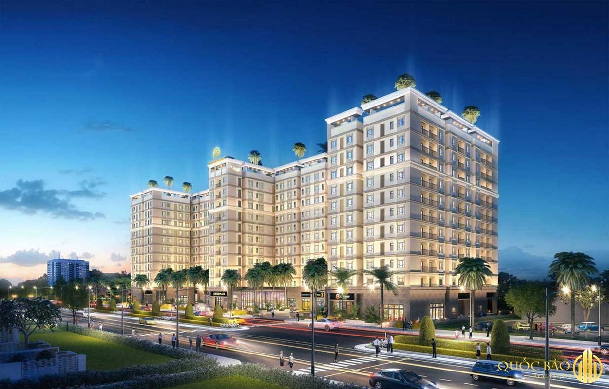 Khu căn hộ Golf View Palace - Dự án nổi bật thuộc quy hoạch Quận Tân Bình
