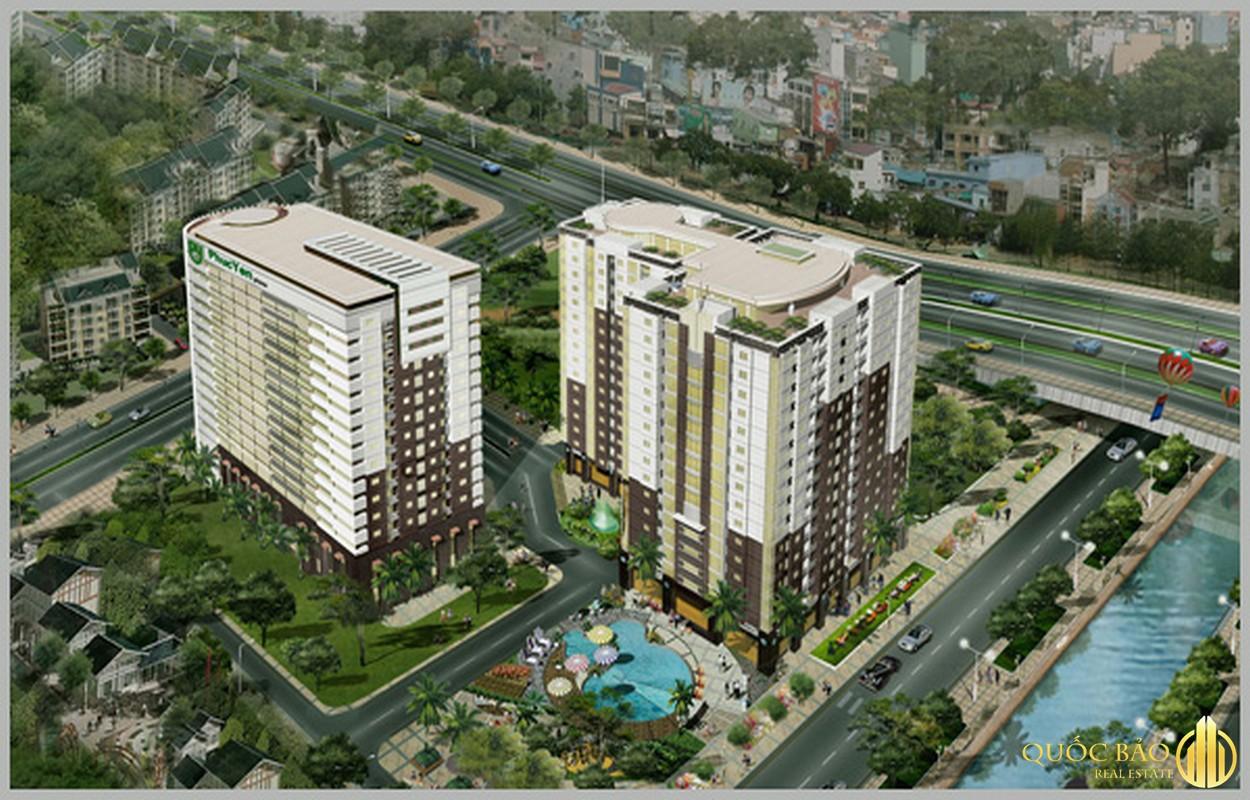 Khu căn hộ cao cấp Phúc Yên - Dự án nổi bật thuộc quy hoạch Quận Tân Bình