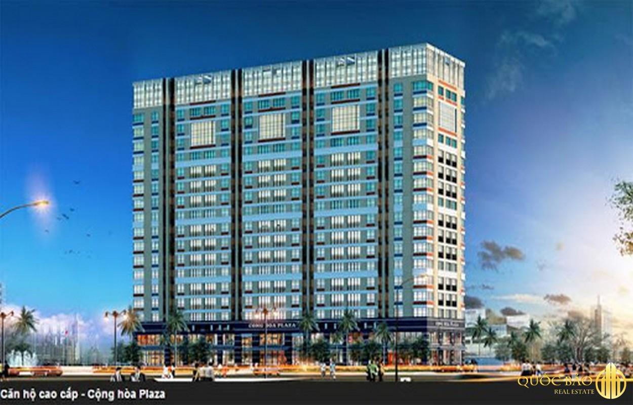 Cộng Hòa Plaza Tân Bình - Dự án nổi bật thuộc quy hoạch Quận Tân Bình