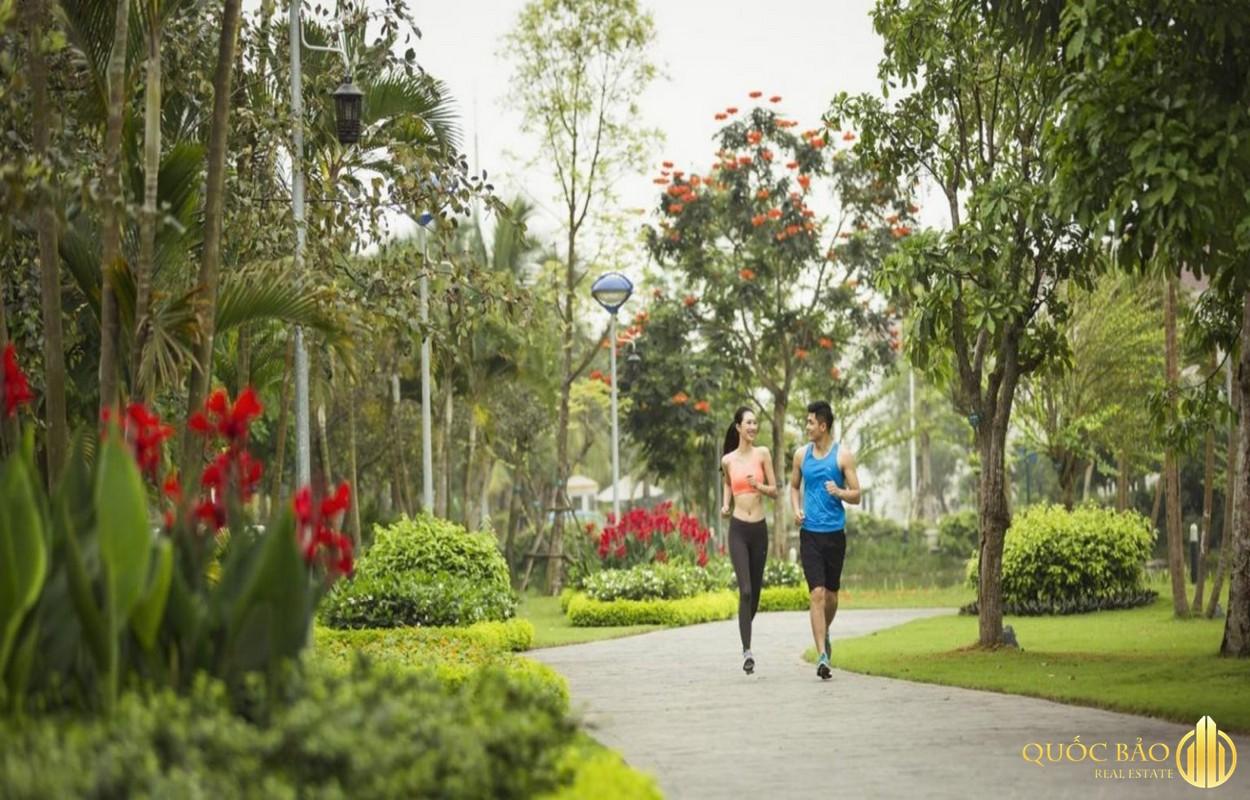 Spring Waterfront Nam Long Đồng Nai sở hữu tiện ích công viên cây xanh