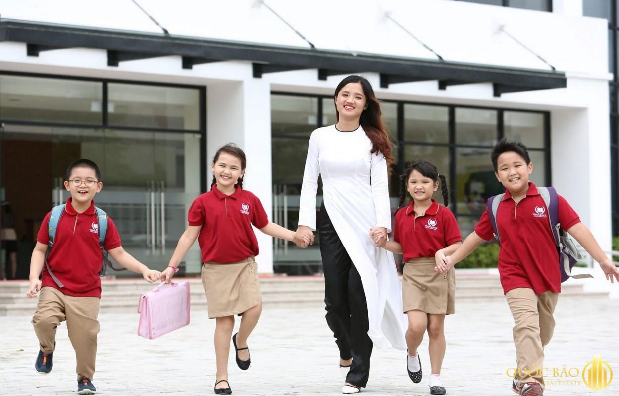 Spring Waterfront Nam Long Đồng Nai sở hữu tiện ích trường học các cấp 1,2,3