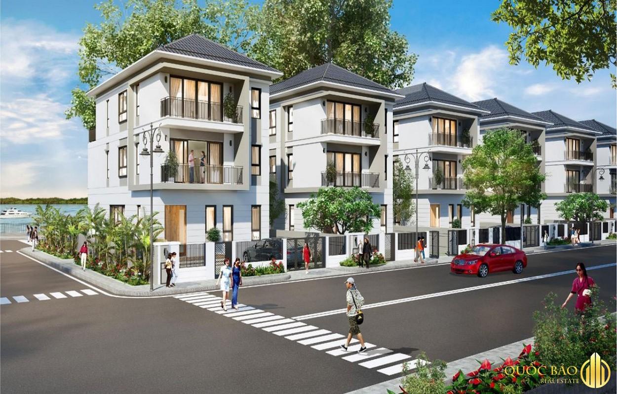 Giá bán căn hộ Spring Waterfront Nam Long Đồng Nai dự kiến từ 1,5 tỷ đồng