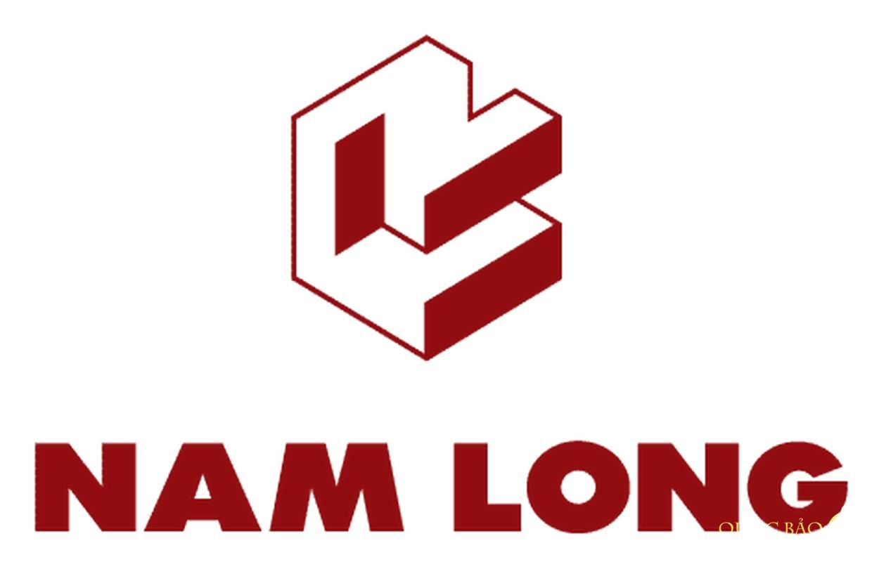 Logo chủ đầu tư Nam Long