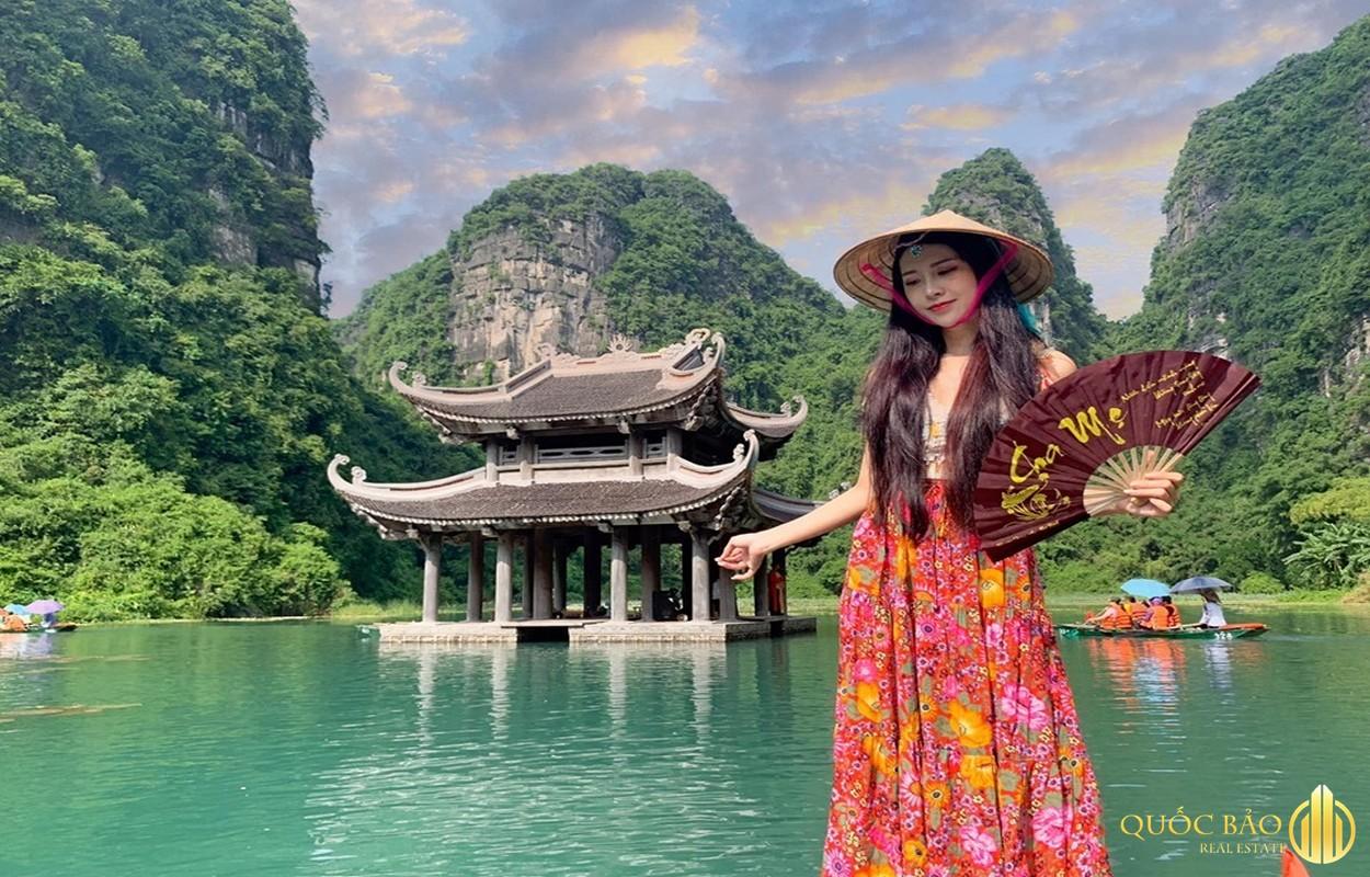 Khu du lịch sinh thái Tràng An - Địa điểm du lịch hấp dẫn thuộc bản đồ Miền Bắc