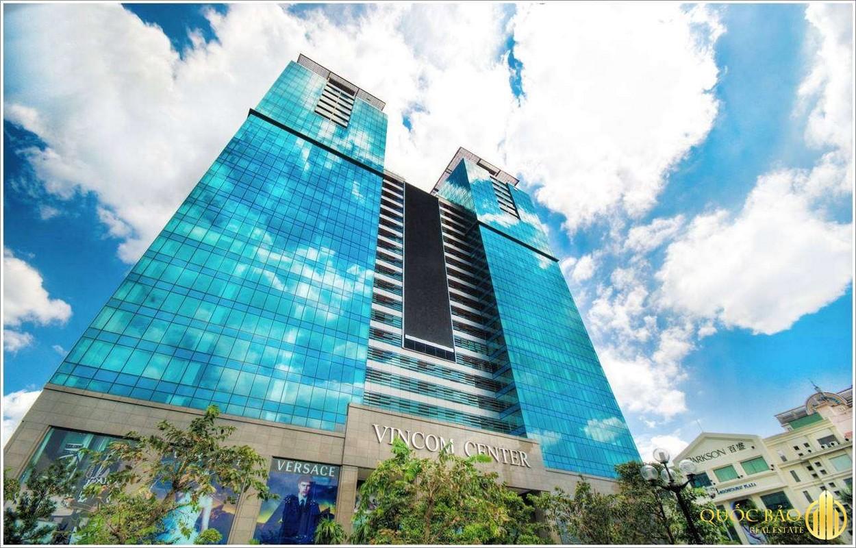 Vincom Center - Trung tâm thương mại bán lẻ nổi tiếng tại Sài Gòn