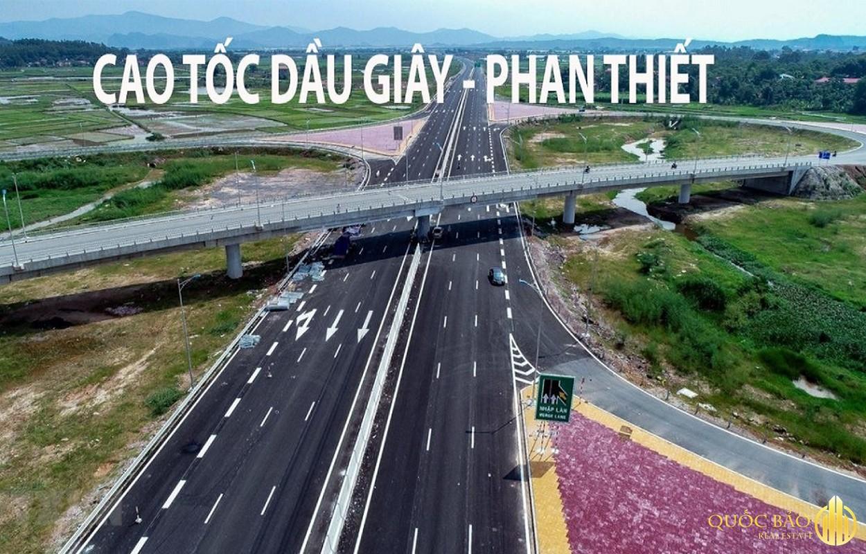 Tổng quan Cao tốc Dầu Giây Phan Thiết