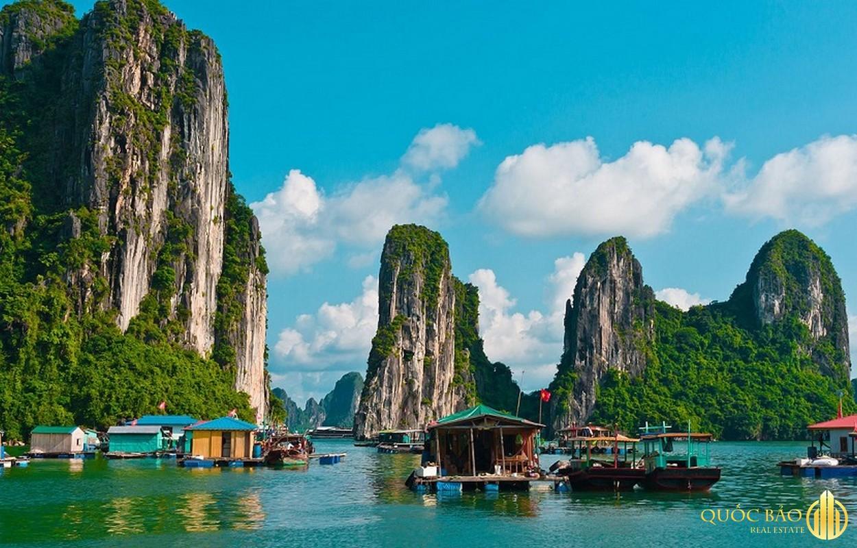 Vịnh Hạ Long - Một trong 7 Di Sản của thế giới