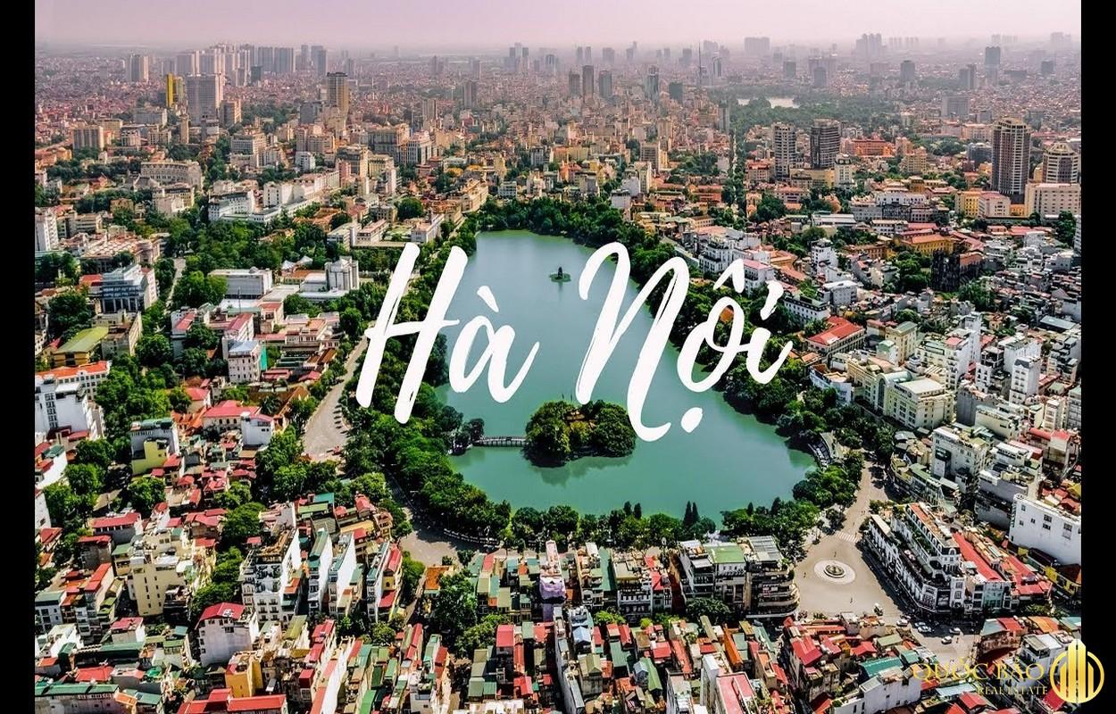 Thành phố Hà Nội nổi tiếng với nét đẹp cổ kính pha lẫn hiện đại