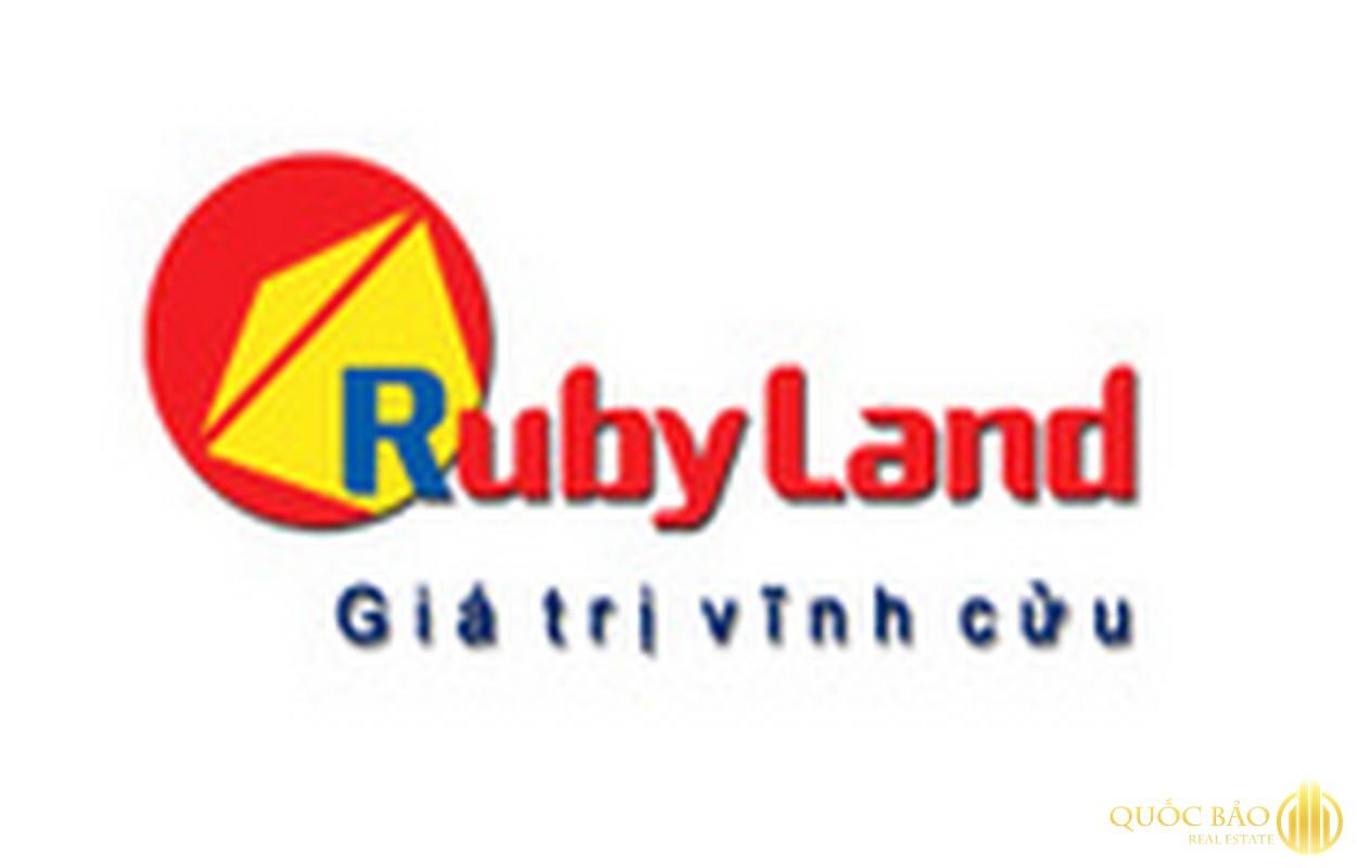 Logo chủ đầu tư Ruby Land