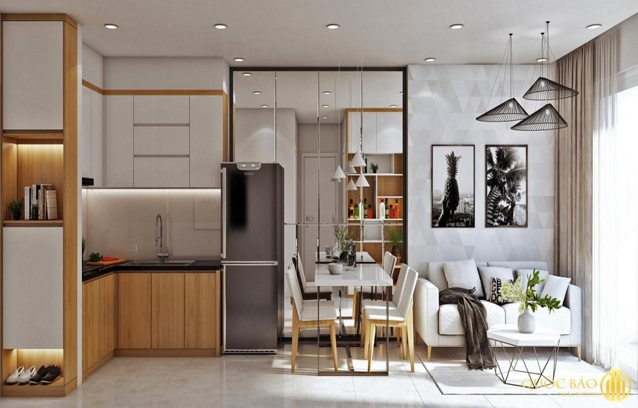 Thiết kế Bcons City Dĩ An hiện đại phù hợp gia đình trẻ