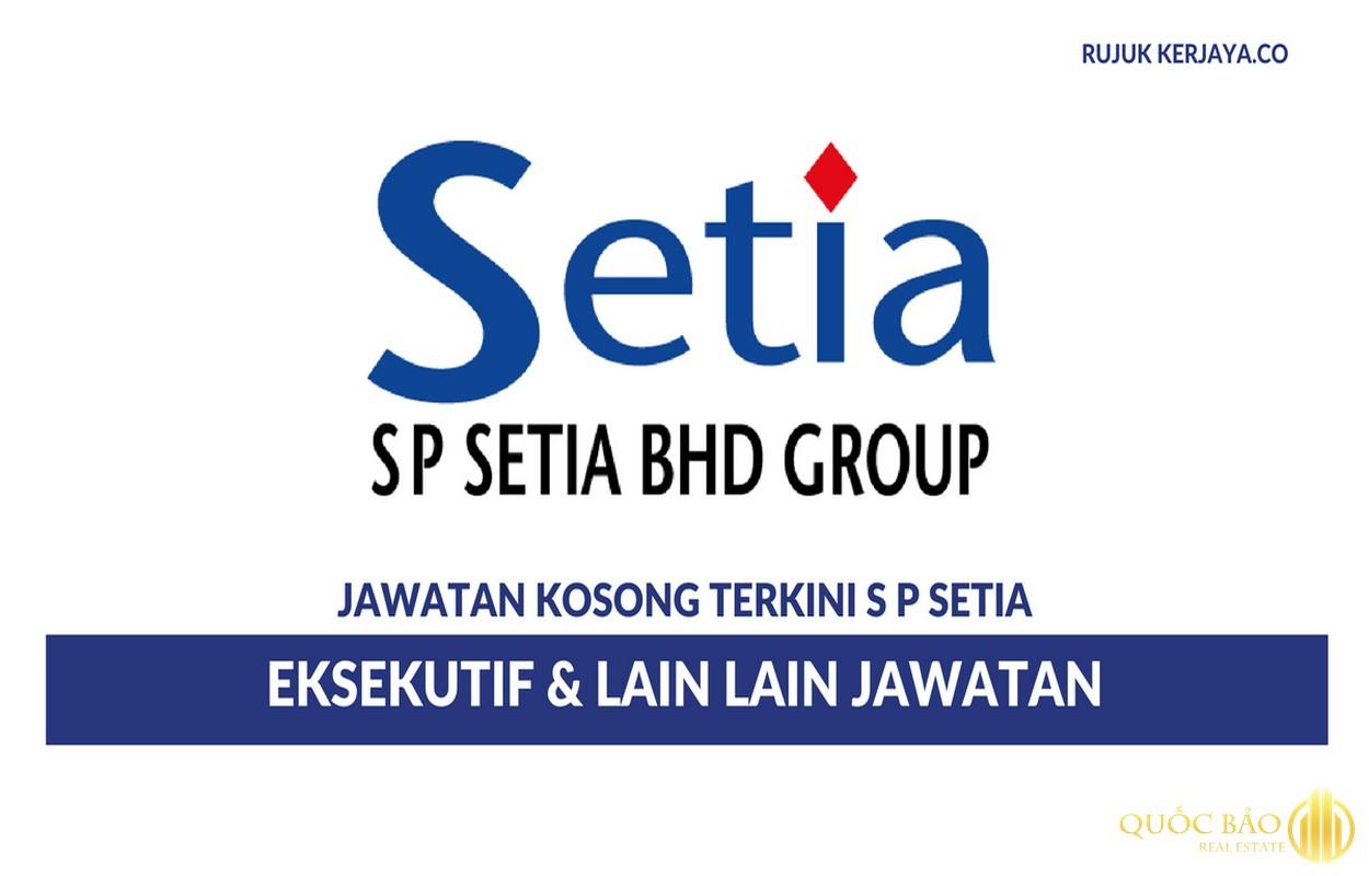 Logo chủ đầu tư S P Setia