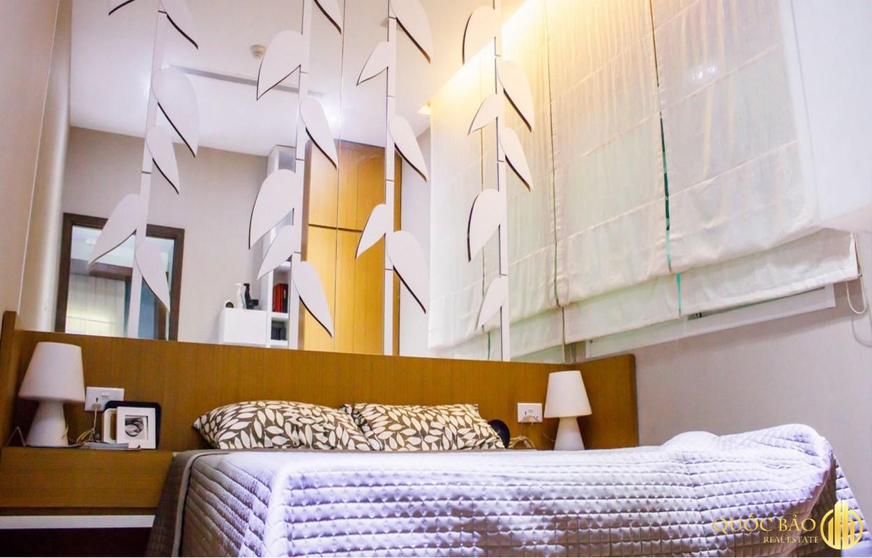 Phòng ngủ nhà mẫu Eco Xuân Sky Residences