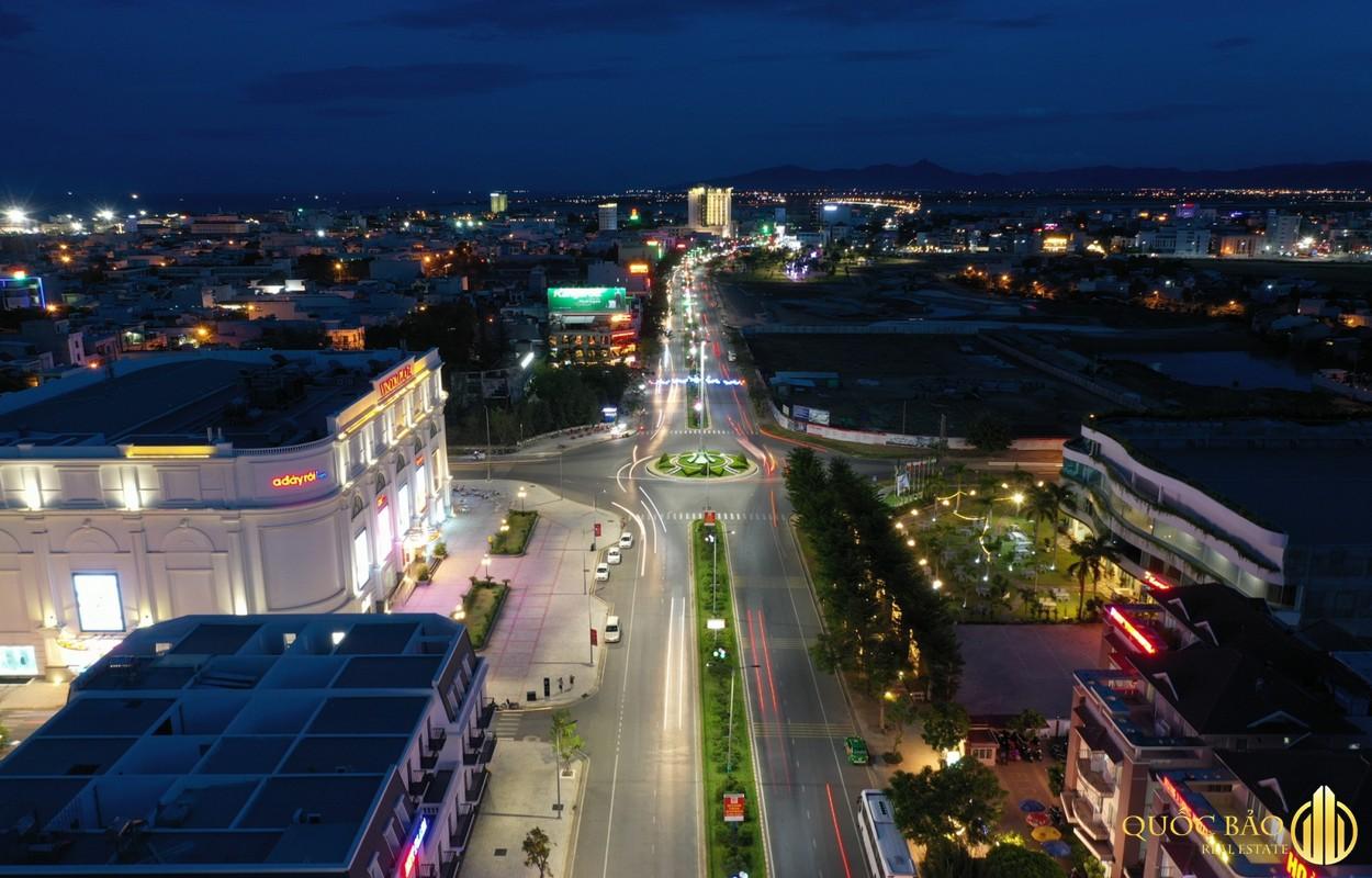 Cảnh quan Phú Yên về đêm