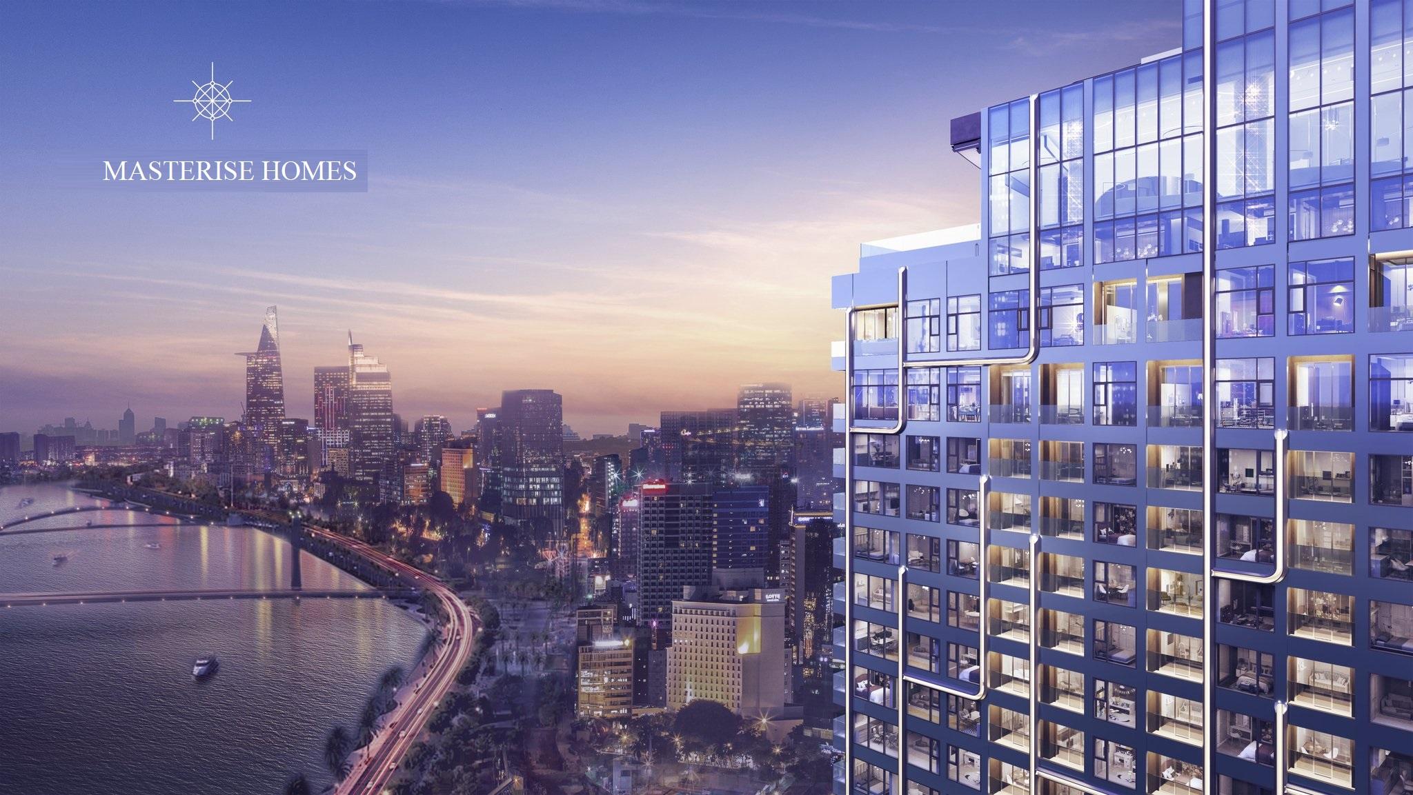 Thị trường căn hộ chung cư Sài Gòn và Hà Nội luôn trong tình trạng