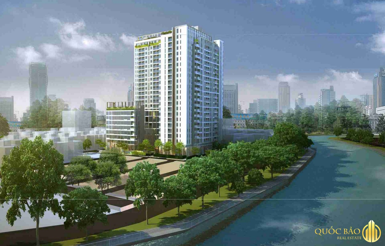 Phối cảnh tổng thể Phú Đông Smart City