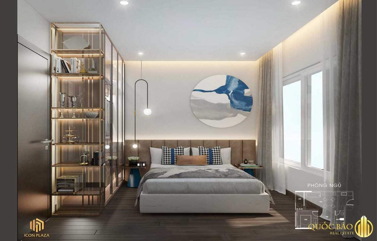 Thiết kế phòng ngủ nhà mẫu