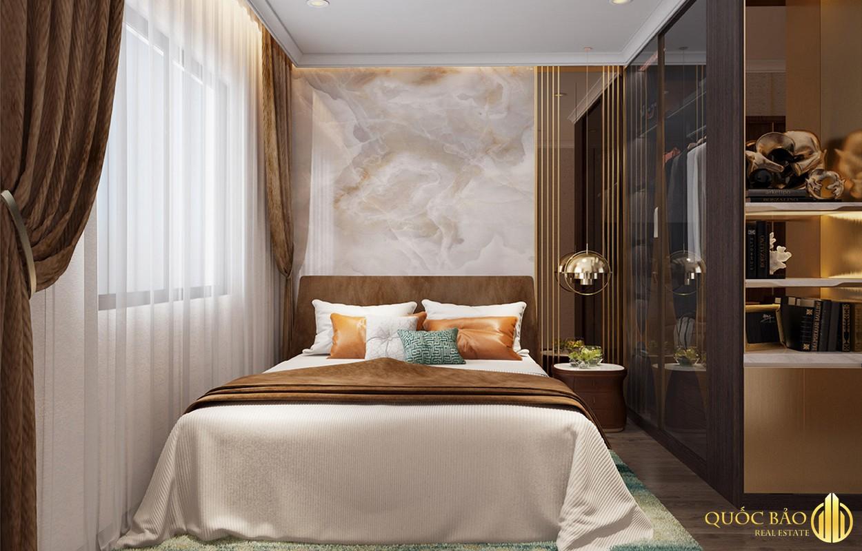 Phòng ngủ nhà mẫu