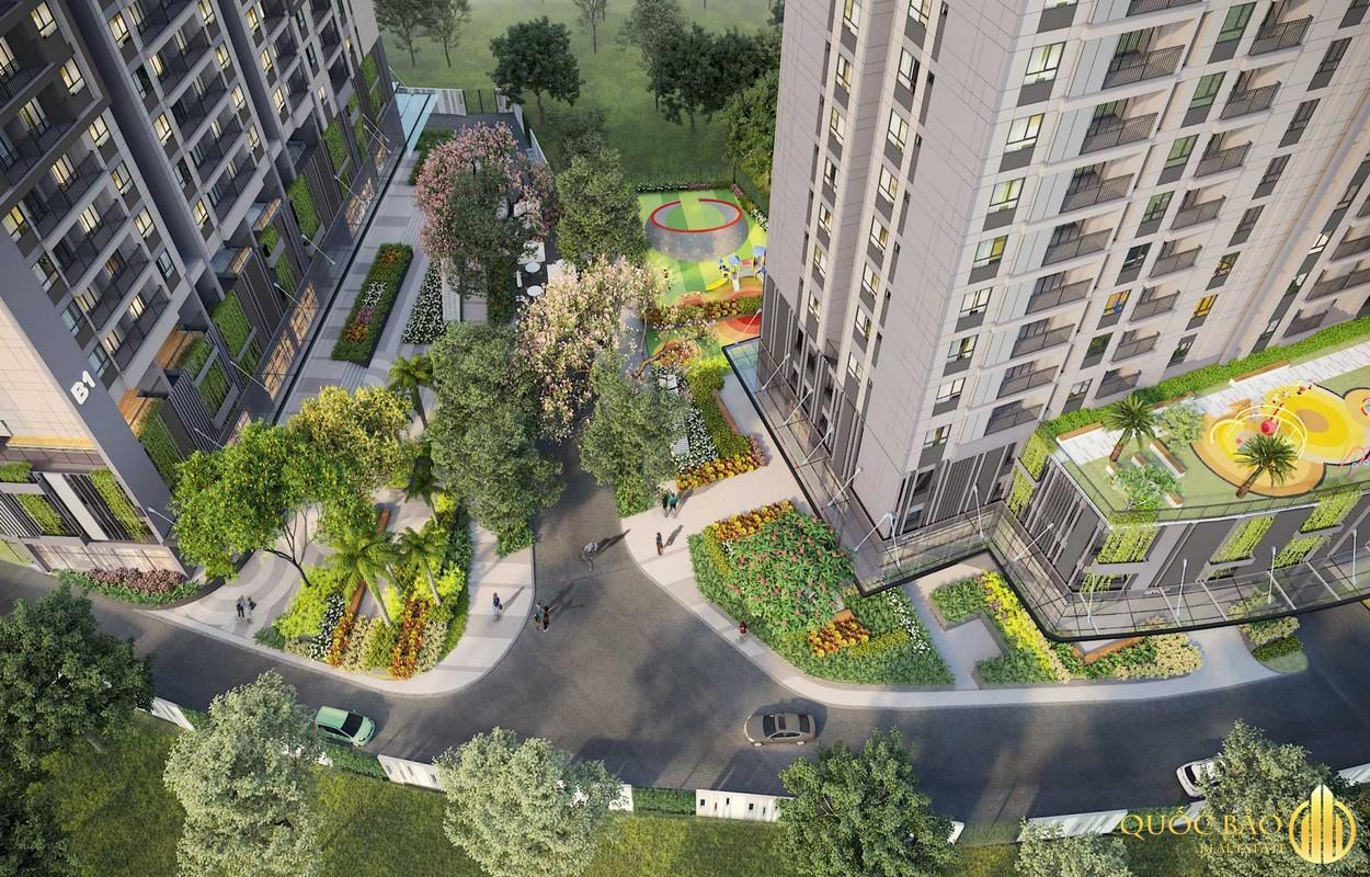 Giá bán Dự án Opal Boulevard dự kiến sẽ giao động ở mức từ 32-35triệu/m2.