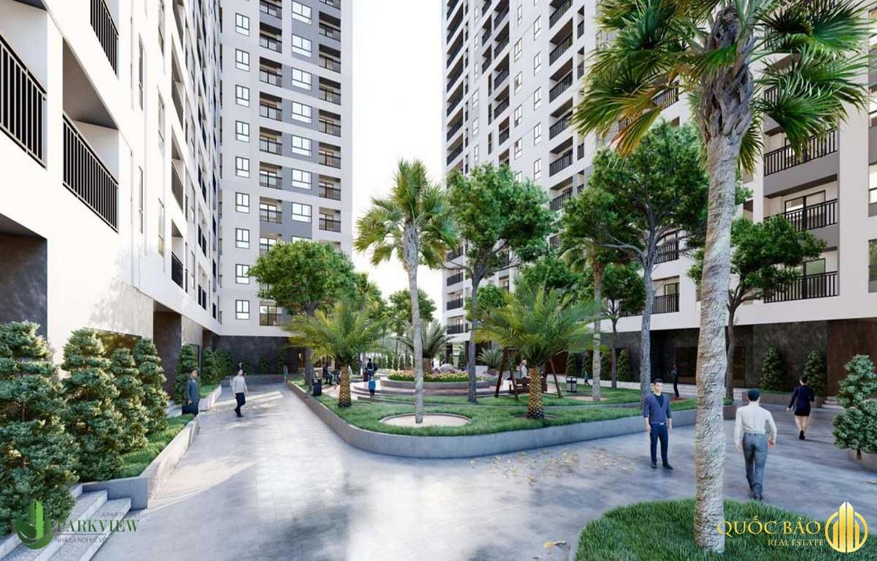 Tiện ích nội khu Parkview Apartment hiện đại