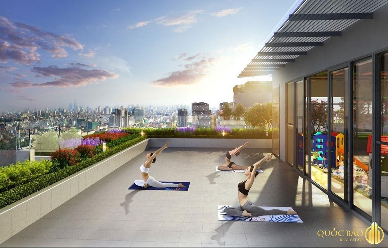 Phú Đông Sky Garden sở hữu tiện ích phong cách resort