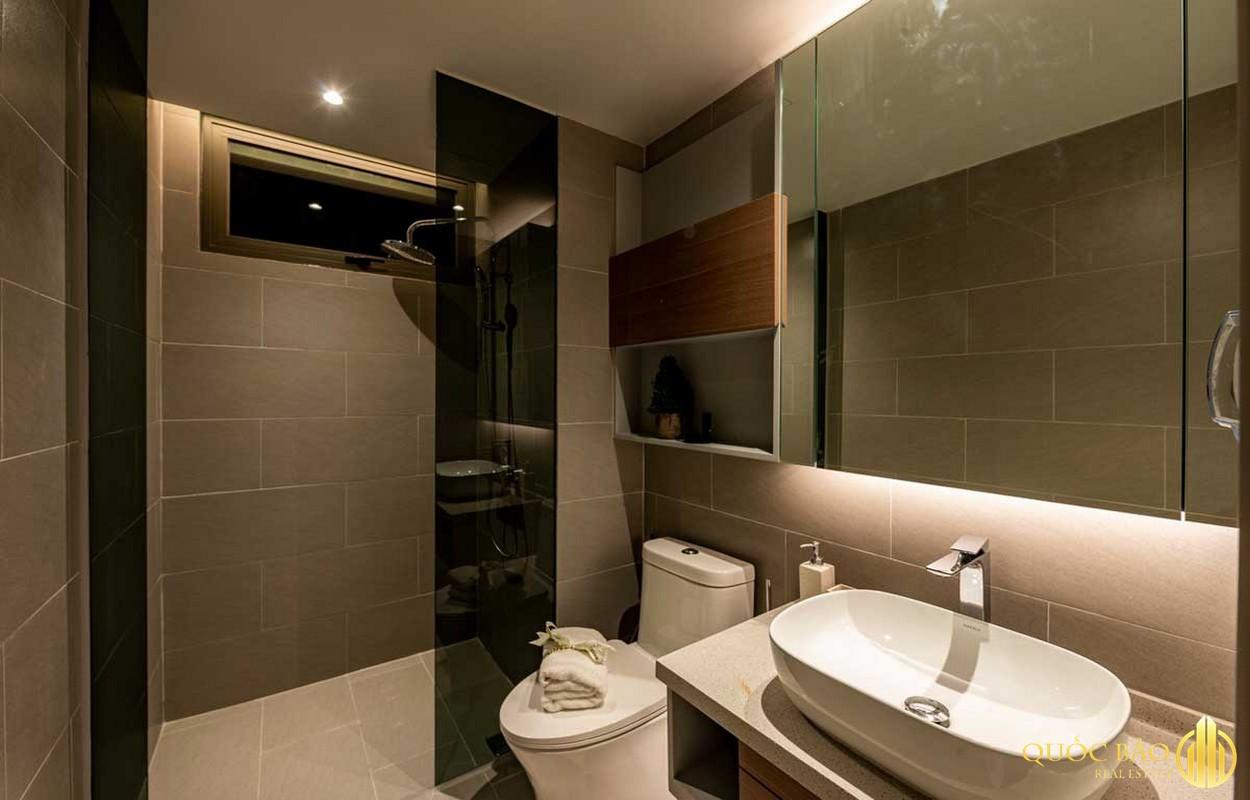 Thiết kế nhà vệ sinh The Standard Central Park Bình Dương