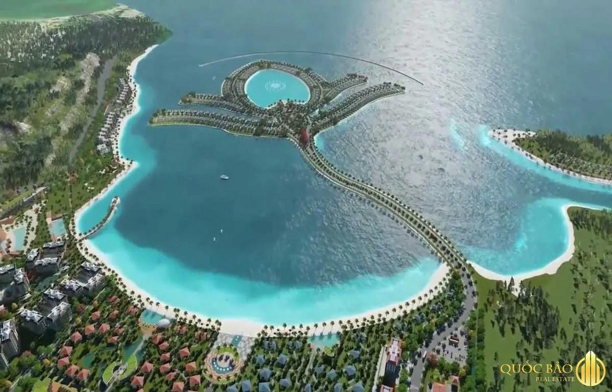 Phối cảnh đẹp dự án Sevalia Bay Phú Quốc