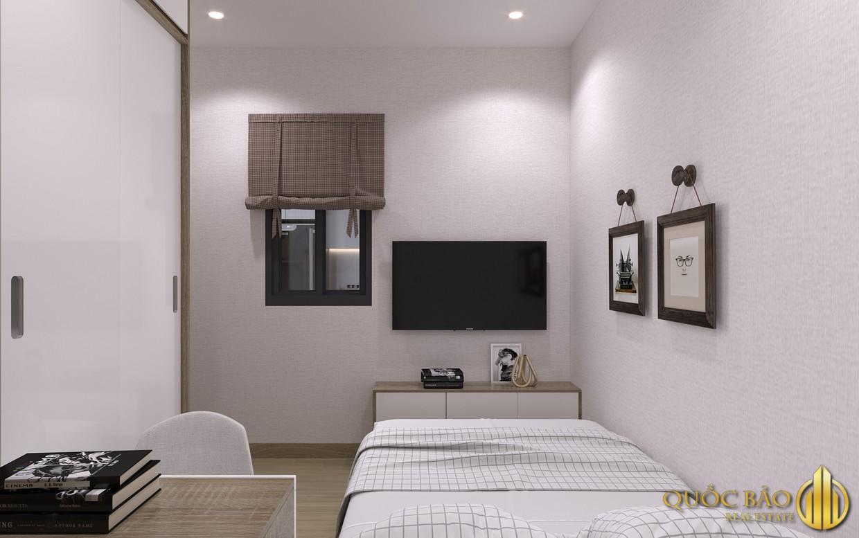 Phòng ngủ nhà mẫu dự án MT EastMark City