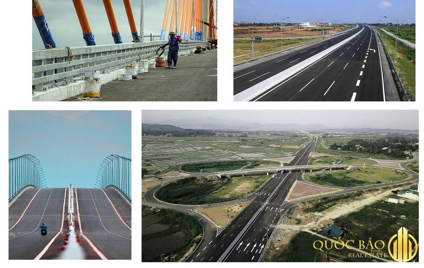 Cao tốc Hạ Long Hải Phòng có ý nghĩa quan trọng trong việc phát triển kinh tế