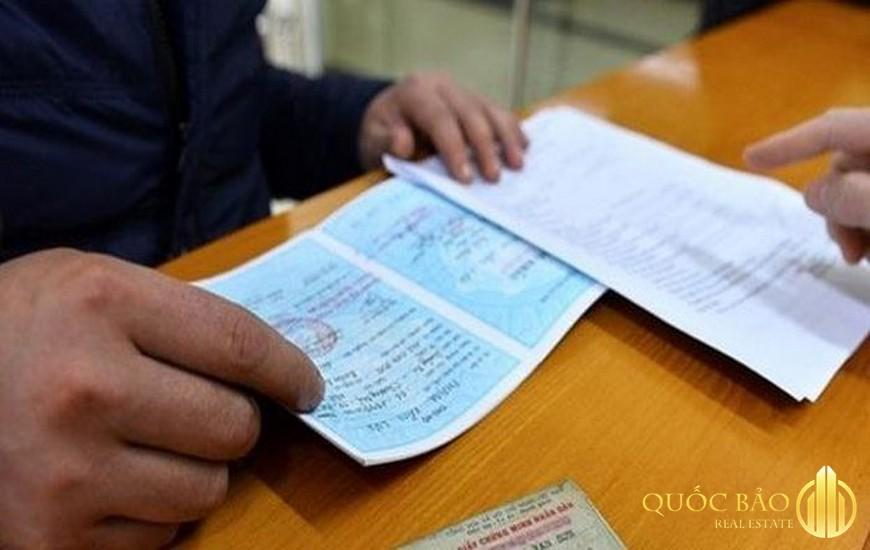 Hướng dẫn thủ tục làm đơn xin xác nhận tạm trú 2021