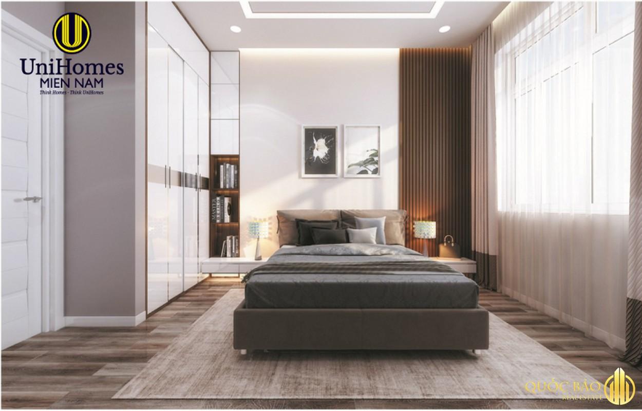 Phòng ngủ nhà mẫu Tecco Home