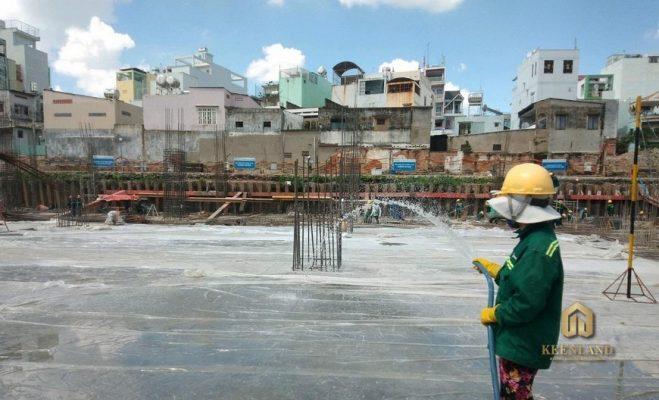 Tiến độ xây dựng Bcons Green View