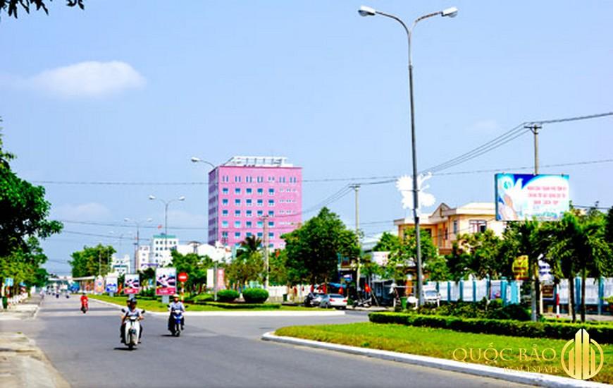 Hạ tầng giao thông thành phố Tam Kỳ