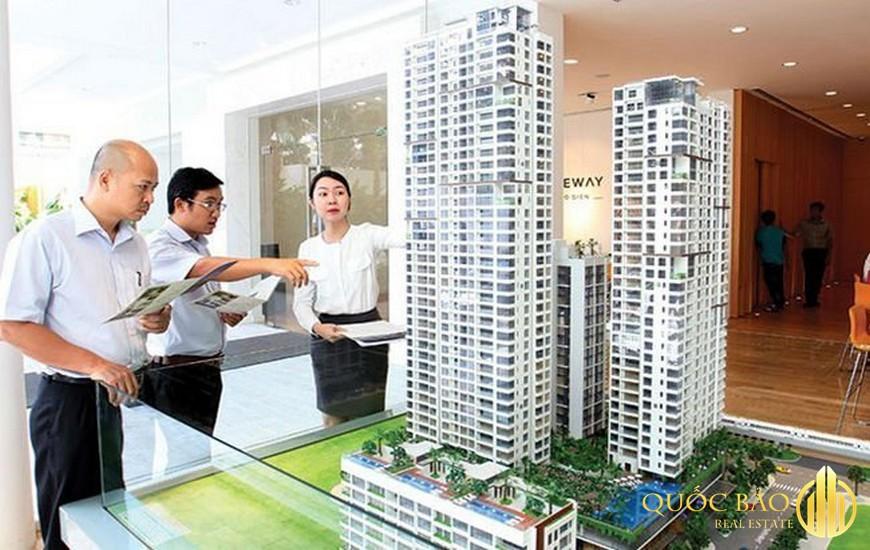 Nên có môi giới chuyên nghiệp tư vấn khi mua nhà chung cư