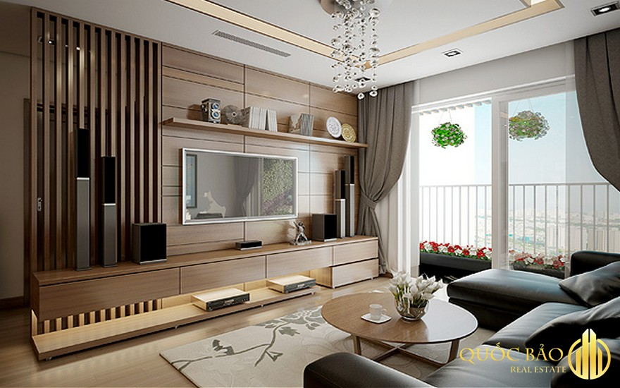 Thiết kế nhà mẫu Honas Residence