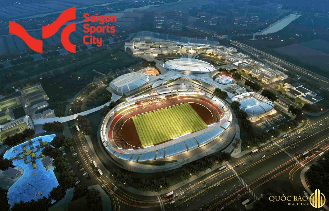 Saigon Sports City-Dự án căn hộ chung cư Quận 2