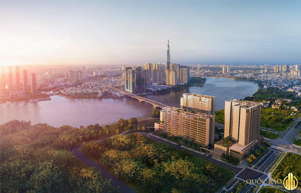 The River Thủ Thiêm - Dự án căn hộ chung cư Quận 2