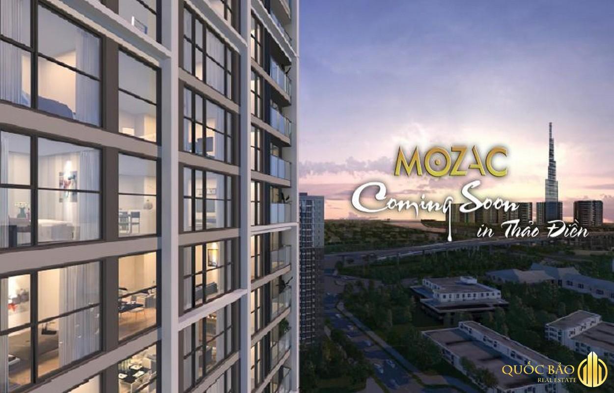 Mozac Thảo Điền- Dự án căn hộ chung cư Quận 2