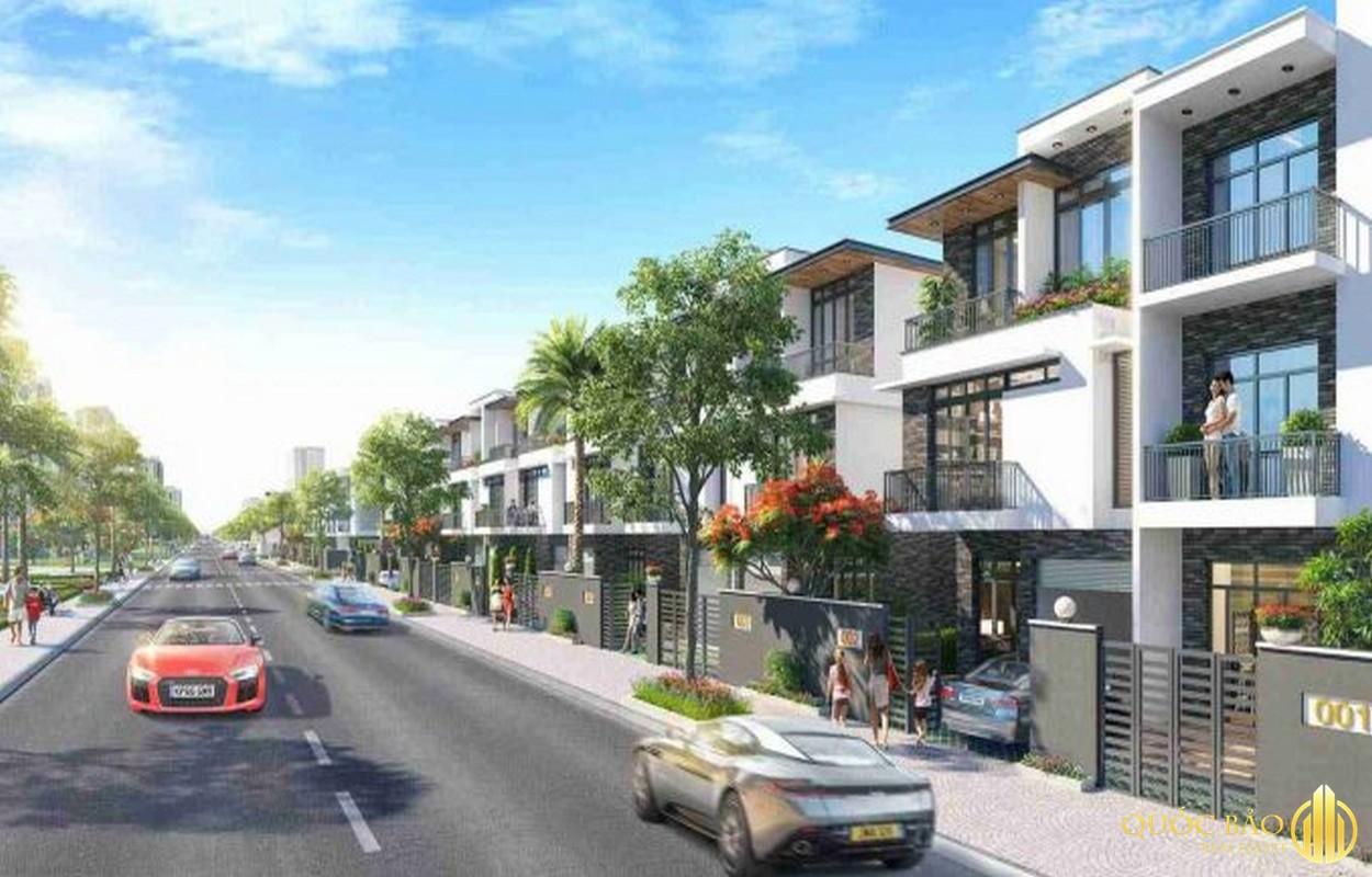 Phối cảnh dự án Đông Tăng Long Hưng Phúc Quận 9