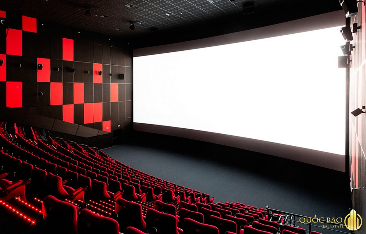 Tiện ích rạp chiếu phim