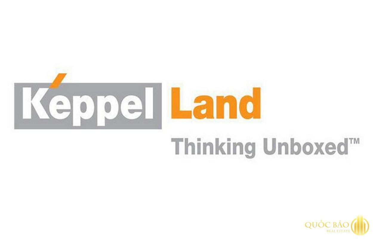 Logo Chủ đầu tư Keppel Land