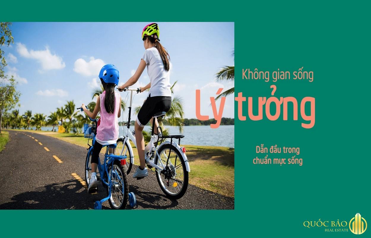 Tiện ích Saigon Sport City tiên phong sống hiện đại