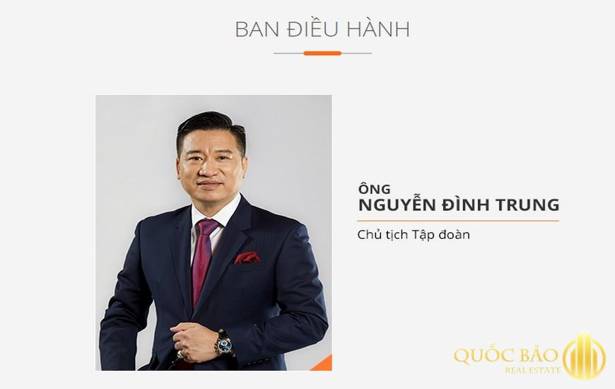Chủ tịch Các lĩnh vực hoạt động Công ty Cổ phần đầu tư kinh doanh địa ốc Hưng Thịnh