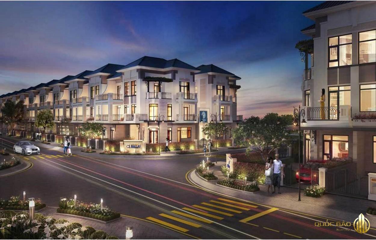 Biệt thự dự án Armena Khang Điền Quận 9